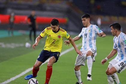 Argentina vs Colombia por Copa América: rivalidad con mucha ...