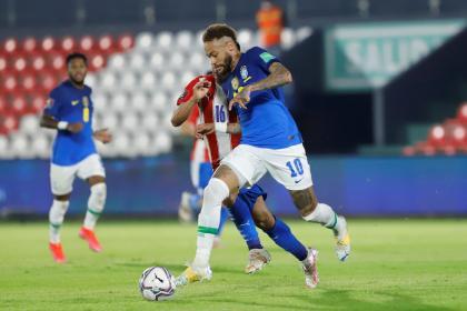 Asistencia y gol: Neymar lidera a un Brasil intratable en Eliminatoias