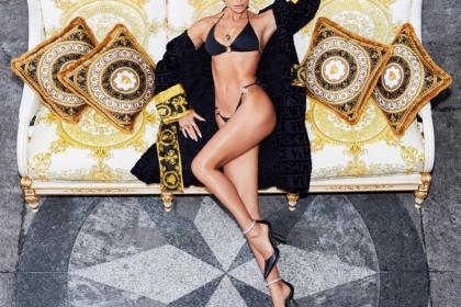 ¿Irina Shayk y Kanye West? Primeras imágenes de la nueva pareja