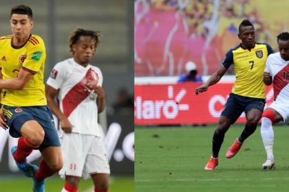 Colombia vs Ecuador: entre el equilibrio y explosión en las bandas