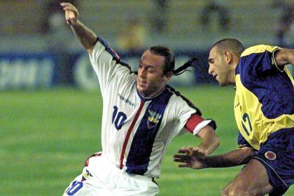 Colombia vs. Ecuador en Copa América: un historial con sabor a café
