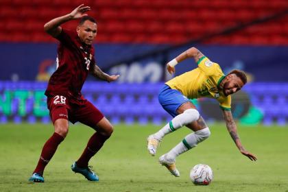 Brasil derrota a Venezuela en la Copa América: vea acá los goles