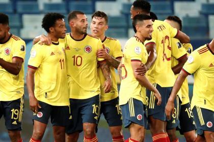 Colombia, por la segunda victoria en Copa: se enfrenta a Venezuela