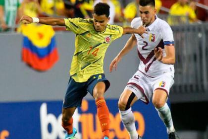 Colombia vs. Venezuela en Copa América: somos más y estamos ...