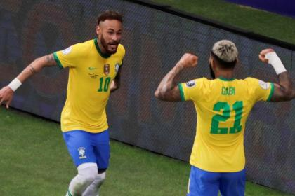 ¿Haciendo la gran Reinaldo? Brasil prepara varios cambios contra ...