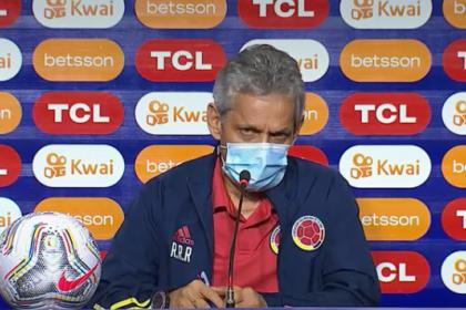 ¿Rotación contra Venezuela? Rueda palpita el duelo de Copa ...
