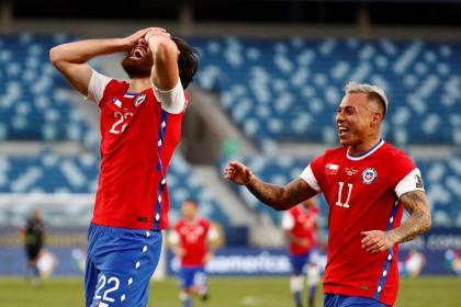 Chile derrotó con lo justo a Bolivia en Copa América: vea el gol