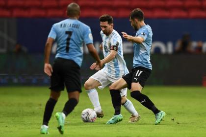 ¡Argentina comanda la tabla! Así va el grupo A de la Copa América