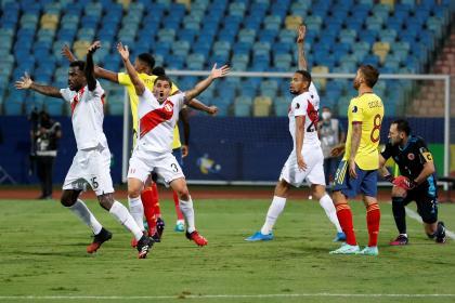 Así le ha ido a Colombia en duelos decisivos de Copa América vs ...