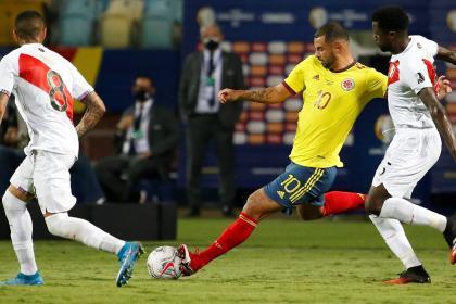¿Cuándo se juega Perú vs Colombia por tercer puesto de Copa ...