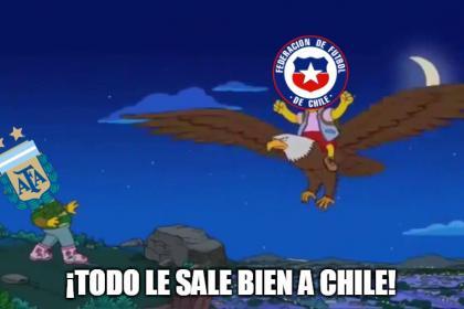 Chile empató con Uruguay, pero le siguen cobrando: ¡memes por ...