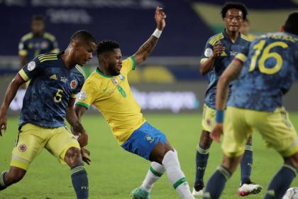 ¡Colombia está clasificada a los cuartos de final de la Copa América!