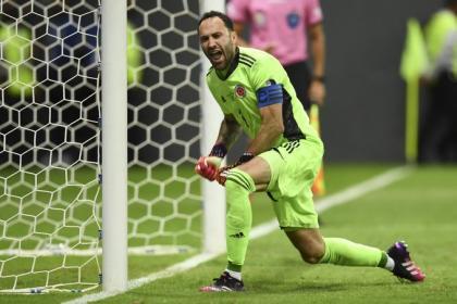 ¡50 millones de gracias, Ospina! El 1x1 de Colombia contra Uruguay