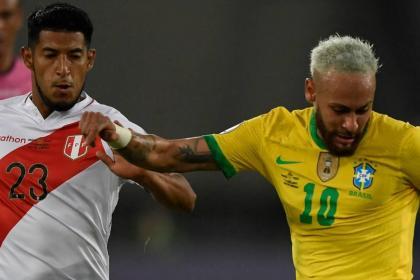Brasil vs. Perú: formaciones titulares de la semifinal de Copa América