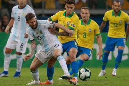 Brasil y Argentina por la Copa América 2021: alineaciones probables