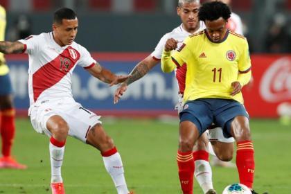 ¡En búsqueda del tercer puesto! Colombia vs Perú, sígalo acá, EN ...