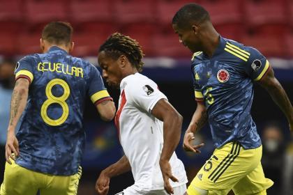 ¡Golazos! Así le ganó Colombia 3-2 a Perú y es tercero en la Copa