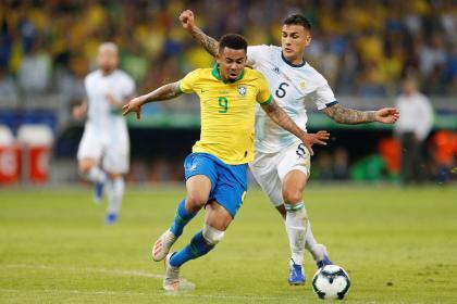 Exótico país puso fuertes medidas de seguridad por Brasil vs ...