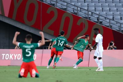 ¡Batacazo en los JJOO! México goleó a Francia en debut en Tokio ...