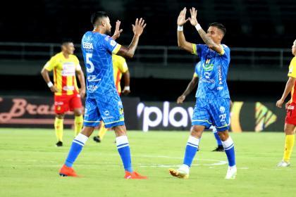 Alianza Petrolera le huye al descenso: crucial victoria sobre Pereira