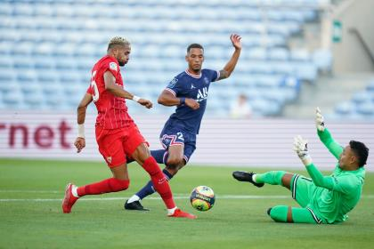 ¡Bendito fútbol! Apasionante duelo entre Sevilla y PSG: agónico ...