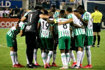 Otra protesta en Liga Betplay: jugadores de Nacional no se ...