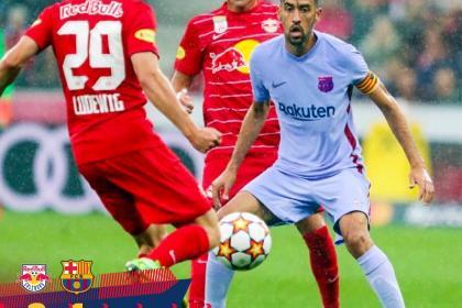 Salida en falso: Barcelona perdió amistoso en el último minuto