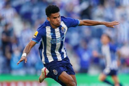 Luis Díaz arrancó la temporada con gol: brilló en triunfo de Porto