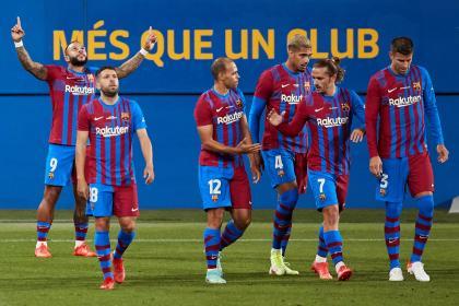 Especial llamado del nuevo capitán del Barcelona, tras la ida de ...