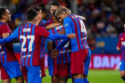 Ya Messi pasó: Barcelona lució en el Joan Gamper y goleó a Juventus