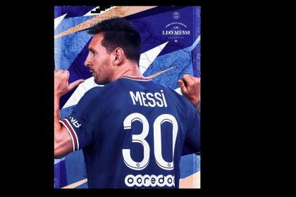 Atención hinchas de Lionel Messi: precio de la nueva camiseta del ...