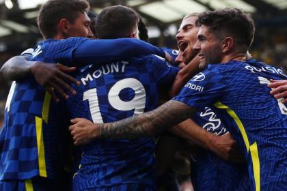 Chelsea se estrena en Premier con goleada: 3-0 sobre Crystal Palace