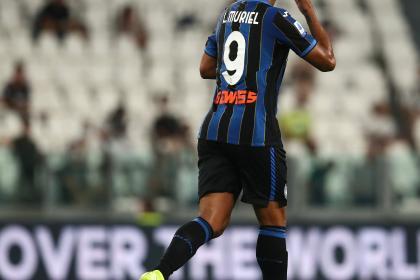 A pesar del gol de Muriel, la Juventus de Cuadrado venció al Atalanta