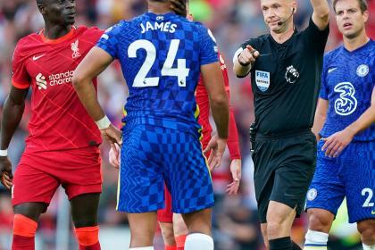Gran polémica en Chelsea-Liverpool: ¿penal y expulsión contra ...