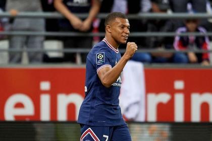 Mbappé anota doblete en PSG: ¿señal de continuidad o se va al ...