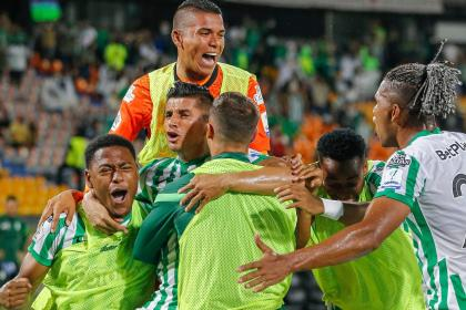 Nacional gana y se afianza en la punta de la Liga: 1-0 sobre Águilas