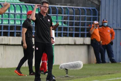 'Duelo dividido, un tiempo para nosotros, el final para ellos': Osorio