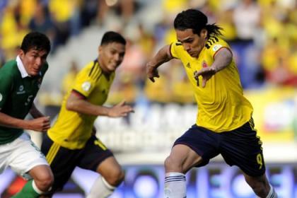 Falcao contra Bolivia: 5 datos del 'Tigre' con la Selección Colombia