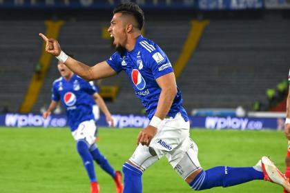 Bucaramanga y Millonarios, con once de gala por los primeros ...