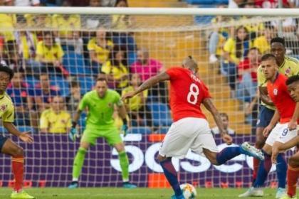 Colombia vs. Chile: hora y dónde ver el partido clave de Eliminatoria