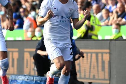 Man. City se quitó una deuda pendiente: venció al Leicester