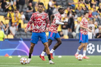 Cristiano no esperó: gol y de entrada adelanta al Manchester United