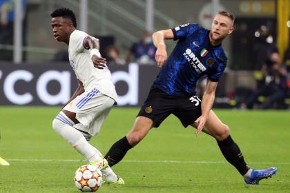 ¡Lo jóvenes salvaron al Madrid! Inter pagó su ineficacia en Champions