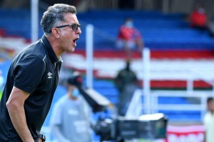 Osorio y la increíble comparación entre equipos que no juegan bien