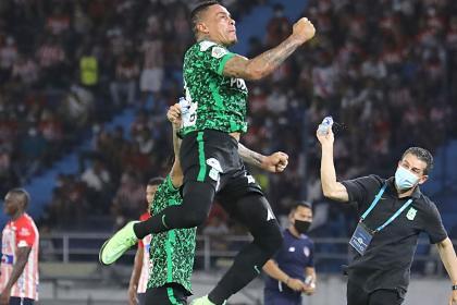 Nacional sigue imparable en Liga: venció 1-3 al Junior en ...