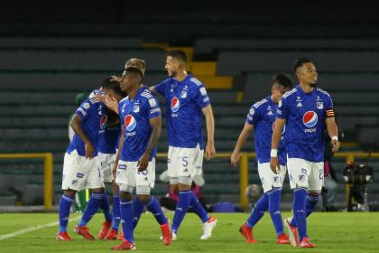 Noche de golazos: Millonarios se inspiró en ataque, venció al Huila