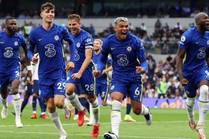 Chelsea, contundente y sin necesitar a Lukaku: así goleó a Tottenham