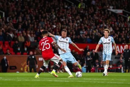 Primer fracaso de la temporada: Man. United, eliminado de EFL Cup