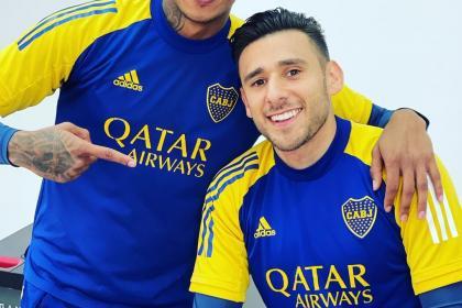 Hay polémica: fecha en la que Villa volvería a jugar con Boca Juniors