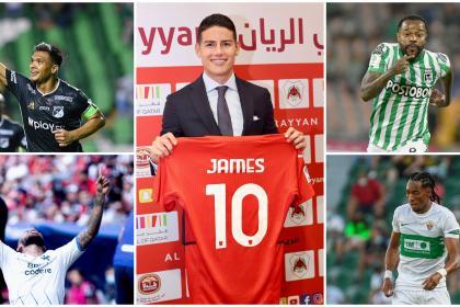 ¡James arrasó! Fichas que le proponen a Rueda para Selección Colombia